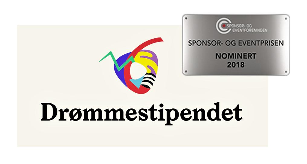 Norsk Tipping nominert til gjev pris for Drømmestipendet