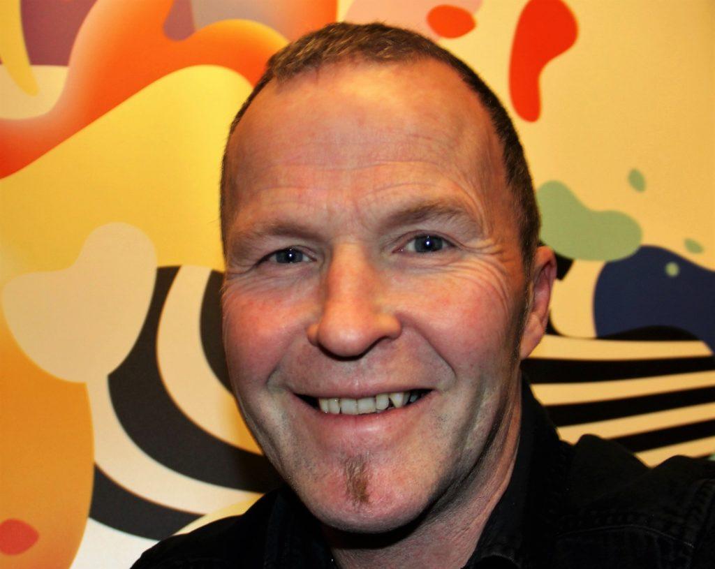 Jurymedlemmene presenteres – Dagens mann: Egil Hofsli
