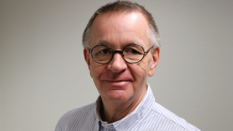 Jurymedlemmene presenteres – Dagens mann: Lars Emil Johannessen